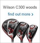 Wilson C300 Woods